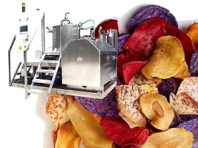 chips fryer vacuum
